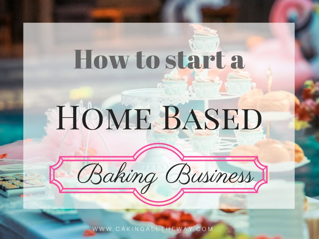 How to start your Cake business at Home