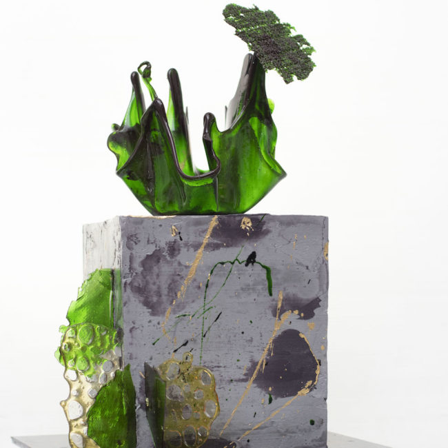 Concrete Design Cake