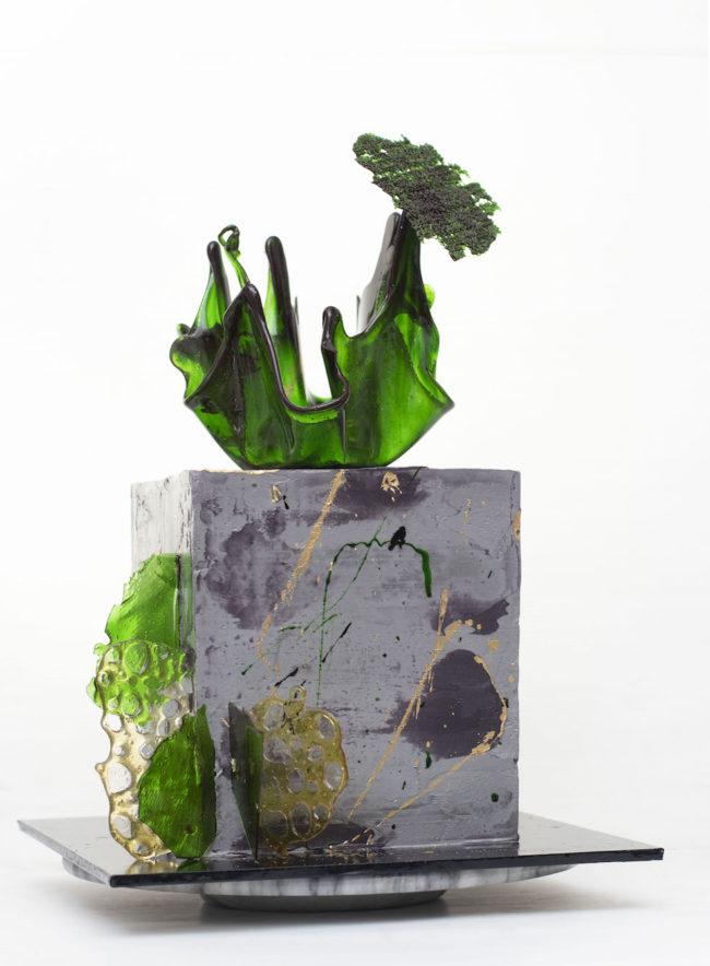 Concrete Design Cake