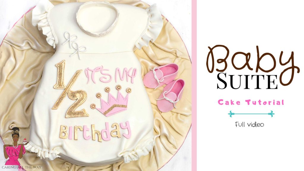 Baby Suite cake