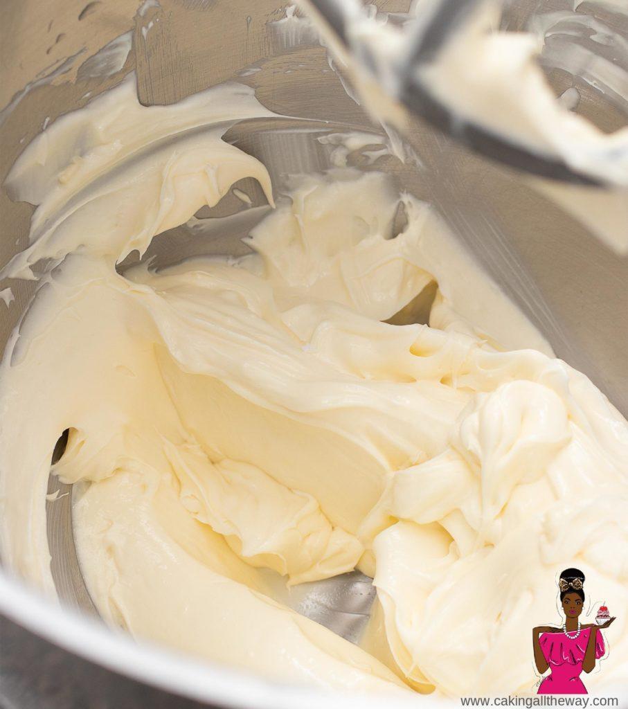 Easy Vanilla Butter-cream