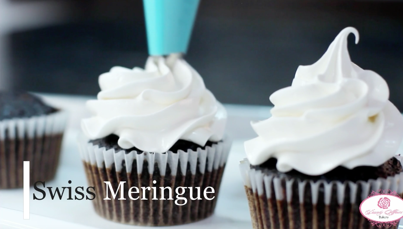How to make Swiss Meringue & Swiss Meringue Butter-Cream