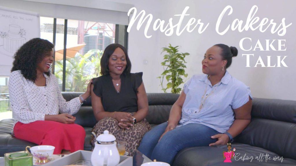 Cake Talk with Leading Nigerian Cake Artists