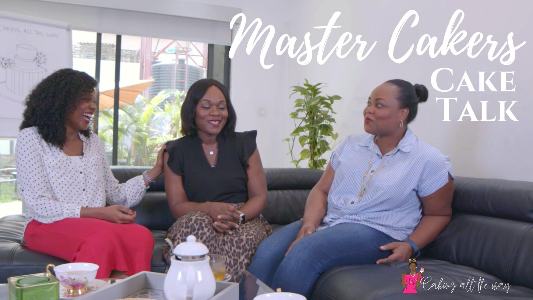 Cake Talk with Leading Cake Artists Part 1