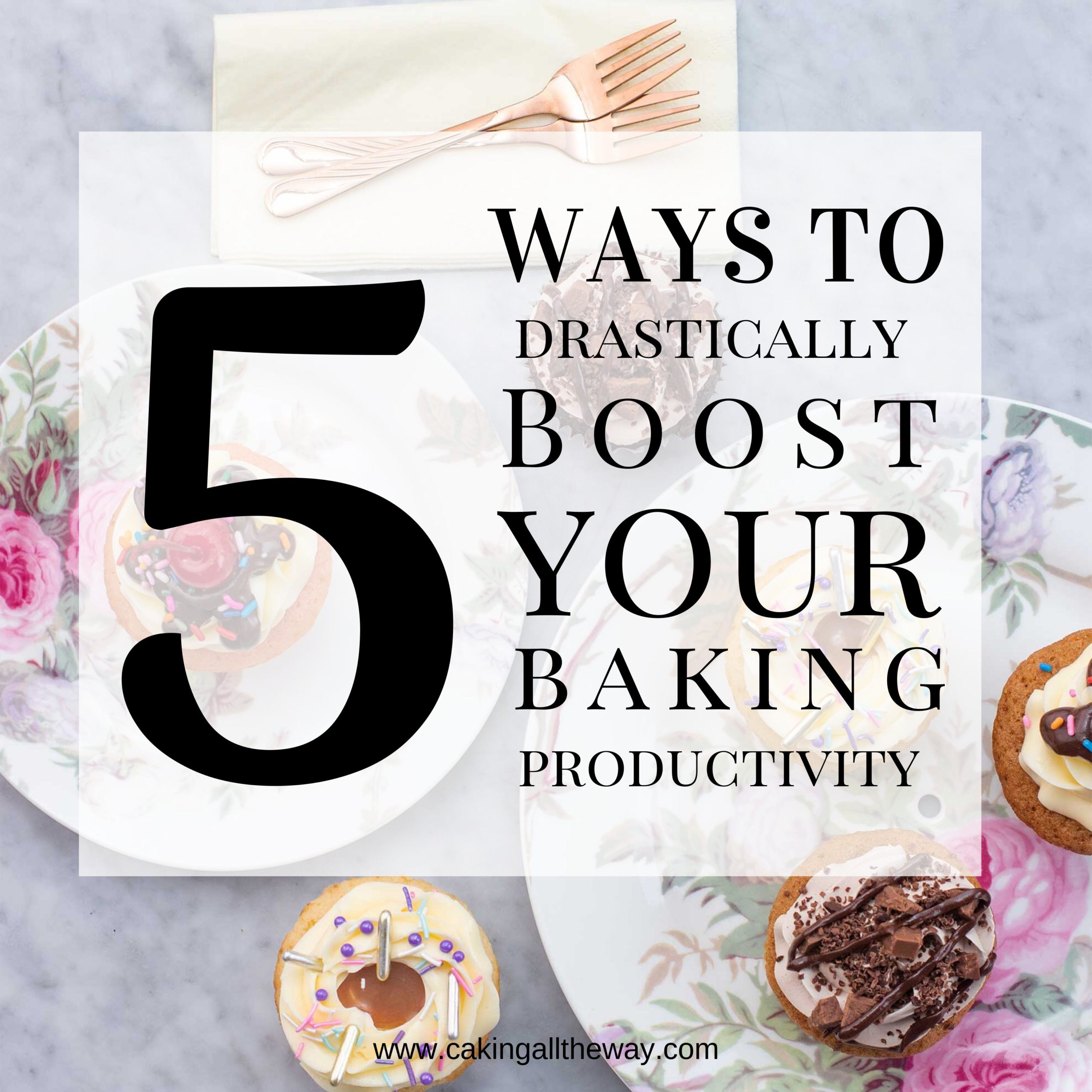 how to boost productivity in a Bakery Business